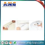 Resiste temperaturas de 200 veces lavable etiqueta RFID UHF Etiqueta de servicio de lavandería