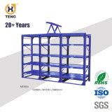 Для тяжелого режима работы склада хранения металла с вилами для поддонов для монтажа в стойку