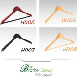 Panneau de flexion de crochet de suspension en bois Shirt Hanger 2 Usine de crochet de suspension en bois