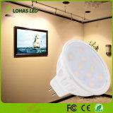 Lohas MR16 GU10 6W (equivalente do bulbo de halogênio 50W) com tecnologia nova da microplaqueta para a iluminação Home