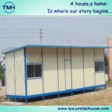 Casa pequena do móbil do painel de Sandiwich do telhado liso