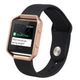 De beste Verkopende Band van het Horloge van de Stijl van de Sporten van het Silicone, de Flexibele Band van het Polshorloge van het Silicone voor Uitbarsting Fitbit
