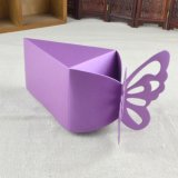 Caixa de papel de empacotamento personalizada creativa do presente do armazenamento do bolo