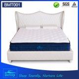 Colchón del uso del dormitorio con espuma suave de la onda de la capa y del masaje de la espuma