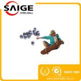 Bille de l'acier inoxydable Ss304 de l'usine G100 5cm de bille en acier