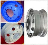 Оправа колеса высокого качества безламповая стальная, стальные колеса, оправа колеса тележки стальная