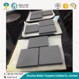 Изготовление плиты карбида вольфрама Zhuzhou плиты карбида Hunan