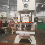 Tipo Jh21 de Wolrd máquina de perfuração da imprensa de potência do selo do metal de folha de 315 toneladas