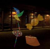 Новый конструированный свет репроектора 14 миниых скольжений отделяемый для украшения праздника