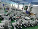 A máquina computarizada única cabeça do bordado para o tampão, o t-shirt e o bordado liso China fêz os melhores preços