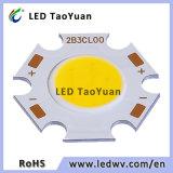 Taoyuan blanca de 5W LED de la COB