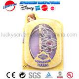 Het geassembleerde Stuk speelgoed van de Juwelen van de Tiara van de Prinses Plastic voor de Bevordering van het Meisje