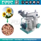 High Efficient 2tph Wood Rice Husk Pelletizer / Pellet Mill Machine