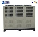 Macchina di raffreddamento industriale del refrigeratore di acqua raffreddato aria del rotolo