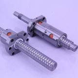 0802 Miniatur-Kugel-Schraube mit Flang Mutter Sfk0802
