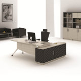 Elegant Modern Office Furniture Solid Wood Boss Counts