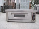Mini horno del solo de la cubierta de la panadería de la máquina 1 de la cubierta 1 de las bandejas pequeño horno de la hornada para el pan