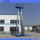 Sjyl Cuatro mástiles de elevación vertical de aluminio