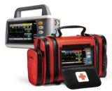 Parâmetros múltiplos pequenos portáteis Patient Monitor Comen C30