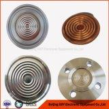 300W soldadora láser para la hoja de 0,025mm placa delgada de soldadura soldadura