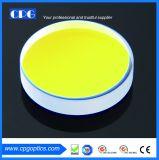 De Niet beklede Optische Gele Filter van Dia20xt3mm Gg375