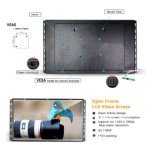 Монитор открытой рамки случая металла от 7 к сенсорному экрану 98 дюймов и Non-Касатьется экрану