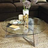 거실 가구 유리제 커피용 탁자 직사각형 탁자