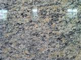 La luz de santa Cecilia baldosas pulidas losas de granito&&encimera