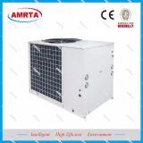 소형 냉각장치 및 열 펌프 단위를 급수하는 공기