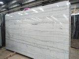 Белый Macaubas Quartzite Quartzite слоев REST&плиткой полом&Walling