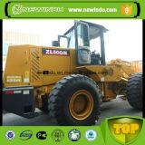 XCMG 5 Ton ZL50GN 3cbm caçamba da pá carregadeira de rodas