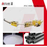 tubo de PVC linha de extrusão do tubo de PVC do extrusor