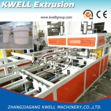 Máquina plástica certificada Ce de Belling da tubulação, máquina automática de Socketing da tubulação