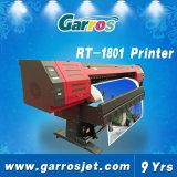 Eco Cmyk 색깔 잉크를 가진 용해력이 있는 캔버스 방수포 인쇄 기계를 광고하는 최신 판매 Garros 디지털