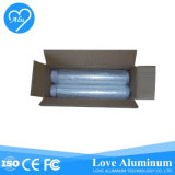 Four of roll by Case with Bubble Packing Aluminum Foil roll
