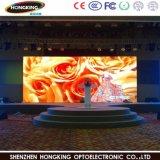 L'intérieur de la publicité P4 LED du panneau de l'écran avec armoire Die-Casting