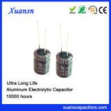 2.2UF 350V 10000hours Elektrolytische Condensator Met lange levensuur