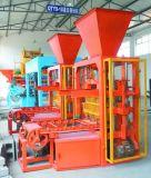 máquina de fabrico de blocos de betão de alta Yileld Máquinas de fabrico de tijolos semiautomático