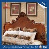 Руи Фу Xiang B268c деревянные кровати с резными план