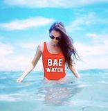 Neu-Stück-Badebekleidungs-Frauen-Badeanzug