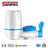 Premiers filtre d'eau du robinet de robinet d'utilisation de Sanipro/épurateur à la maison eau de robinet