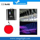 DMX LED 활동적인 상승 색깔 마술 RGB 공 광저우 단계 빛