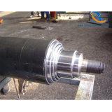 Cilinder de In twee stadia van de Vrachtwagen van de stortplaats Telescopische Hydraulische