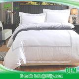Подгонянные дорогие постельные принадлежности 100% хлопка для квартиры гостиницы