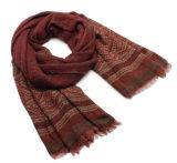 100% полиакрил трикотажные зимняя фэшн шарфом (YKY4635)