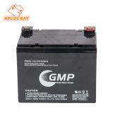 La Chine de l'or Fournisseur pour l'alimentation de secours batterie solaire 12V33AH PM33-12