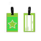 Heiße verkaufenförderung-Geschenk-bunte Gepäck-Marke für das Reisen