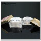 Tarro cosmético plástico de lujo del acrílico 50ml mini