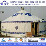 Barraca Mongolian de Yurt do partido permanente luxuoso do evento da alta qualidade