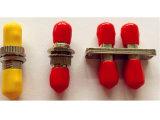 LC/PC de Adapter van de Adapter van de Optische Vezel van de Vierling van mm